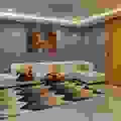 Ruang Keluarga Modern Oleh Enrich Interiors & Decors Modern