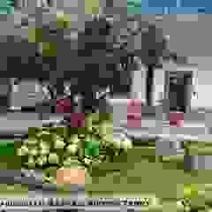Diseño arquitectónico paisajista de Rafael Rivero Terry arquitecto paisajista Colonial