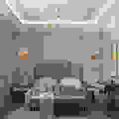 Bedroom من Flamingo Studio كلاسيكي MDF