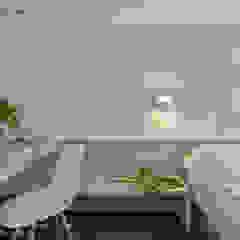 清新簡約的小坪數樓中樓 根據 SECONDstudio 現代風