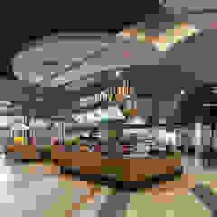 Centros Comerciais asiáticos por Twelve Empire Sdn Bhd Asiático