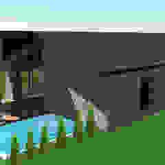 by SKY İç Mimarlık & Mimarlık Tasarım Stüdyosu Mediterranean