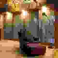 大人の カリフォルニア スタイル トロピカルデザインの リビング の 株式会社高野設計工房 トロピカル