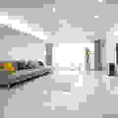 대전 어은동 한빛아파트 51평-거실, 주방 모던스타일 거실 by 디자인 헤세드 모던