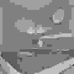 Penthouse in Stadtvilla in Gifhorn Moderne Schlafzimmer von CENTURY 21 Deutschland Modern