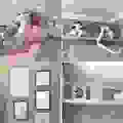 Dormitórios Infantis por BG arquitetura | Projetos Comerciais Moderno
