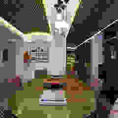 من KMMA architects كلاسيكي