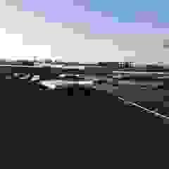 INSTALAÇÃO UPAC - 65 KW Centros Comerciais industriais por MSP ENERGY SOLUTIONS LDA Industrial Alumínio/Zinco