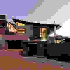 House La Croix Fresnaye by KMMA architects Modern