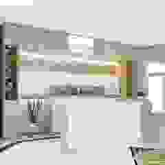 Dinas Perpustakaan Jawa Barat Kantor & Toko Modern Oleh viku Modern