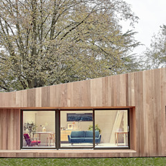 by Ecospace Italia srl Modern Wood Wood effect