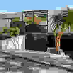 HOUSE SEALION | FRESNAYE by Wright Architects Modern Aluminium/Zinc