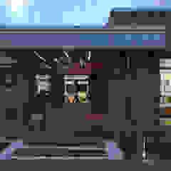 من Архитектурное бюро Art&Brick إسكندينافي الألومنيوم / الزنك