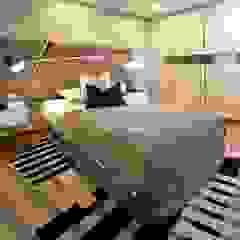 Dormitorios de estilo moderno de Mario Ramos Moderno