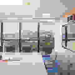 Escritório CAL por Viviane Cunha Arquitectura Clássico