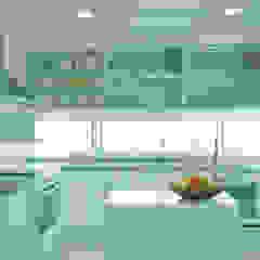 Casa LME Cozinhas clássicas por Viviane Cunha Arquitectura Clássico