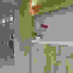 CV Office Koridor & Tangga Gaya Industrial Oleh TIES Design & Build Industrial