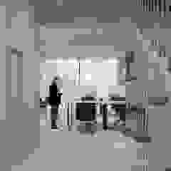 CV Office Ruang Studi/Kantor Gaya Industrial Oleh TIES Design & Build Industrial