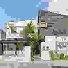 من エイチ・アンド一級建築士事務所 H& Architects & Associates إسكندينافي خشب Wood effect