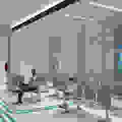 Waiting Room Koridor & Tangga Minimalis Oleh TIES Design & Build Minimalis