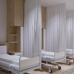 Ward Dinding & Lantai Minimalis Oleh TIES Design & Build Minimalis