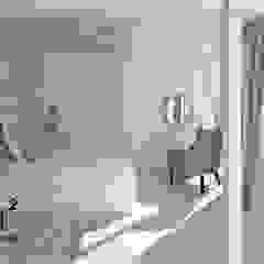 by Wkwadrat Architekt Wnętrz Toruń Rustic لکڑی Wood effect