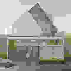 MR House Rumah Gaya Industrial Oleh TIES Design & Build Industrial