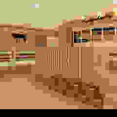 من Traço M - Arquitectura بلدي خشب Wood effect