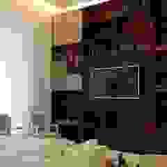 Catini & Catini arquitetura SoggiornoSupporti TV & Pareti Attrezzate