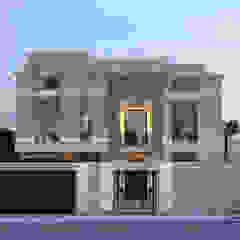 Modern Classic House Design من Comelite Architecture, Structure and Interior Design حداثي