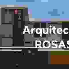 HOTEL PRADERAS Anexos de estilo minimalista de Crearq-Arquitecto C.ROSAS Minimalista Vidrio