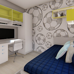 by Fark Arquitetura e Design Modern MDF