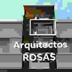 VIVIENDA MULTIFAMILIAR TRUJILLO PERU de Crearq-Arquitecto C.ROSAS Minimalista Concreto