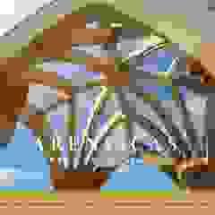 by Areniscas Sierra de la Demanda - ◉ - SIERRA Buff Sandstone quarries in Spain Classic پتھر
