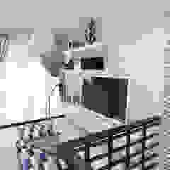 Home Living Ruang Keluarga Gaya Industrial Oleh SARAÈ Interior Design Industrial