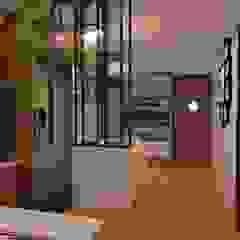 Living Room Dapur Modern Oleh SARAÈ Interior Design Modern Kayu Lapis