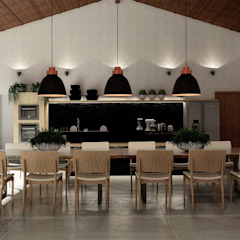 Oleh Natusa Croce Arquitetura Rustic Marmer
