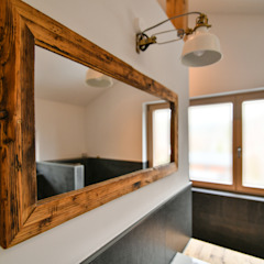 Mirror edictum - UNIKAT MOBILIAR BathroomMirrors Wood Brown