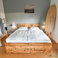 Wellness Spa Bedroom edictum - UNIKAT MOBILIAR Amber/Gold