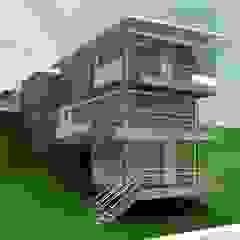 Projeto de Residência por Summa - Soluções em Arquitetura Minimalista
