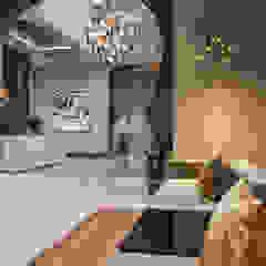 Aswar Hotel - Modern Moroccan Hotel Design Modern corridor, hallway & stairs by Comelite Architecture, Structure and Interior Design Modern