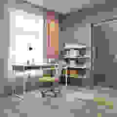 by nadine buslaeva interior design Minimalist