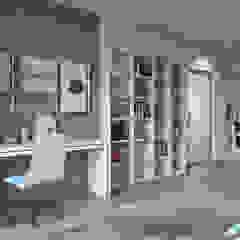 de nadine buslaeva interior design Minimalista