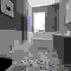 Banheiros coloniais por Bartolomeo Fiorillo Colonial