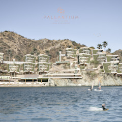 by DOMOS ARQUITECTURA S.A.S Modern