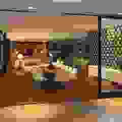 Casa do Lago Cozinhas campestres por Viviane Cunha Arquitectura Campestre