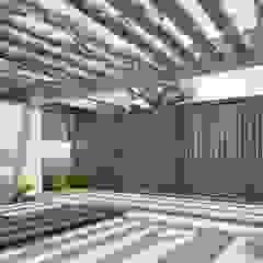 by ARBOL Arquitectos Rustic