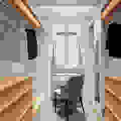 Ruang Ganti Modern Oleh 禾光室內裝修設計 ─ Her Guang Design Modern