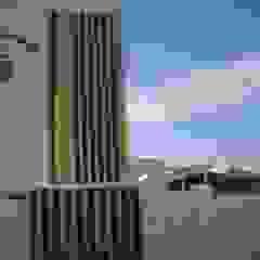 Fachada de Loja e Escolas Escolas modernas por Leda e Leonardo Nardella Moderno