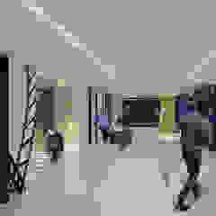 Escuela de Cine B212 Estudios y oficinas modernos de DUSINSKY S.A. Moderno
